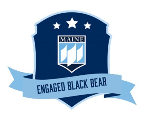 Engaged Black Bear Logo
