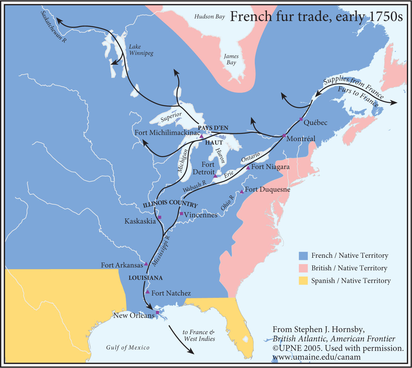British Atlantic American Frontier CanadianAmerican Center