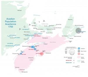 Acadia 1750, www.umaine.edu/canam