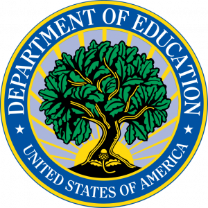 US Dept. of Education Seal