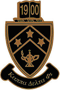 kappa delta phi fraternity crest