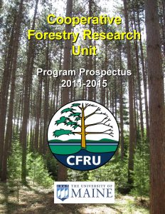 Image of 2011 -2015 CFRU Program Prospectus