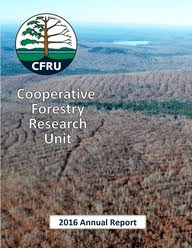 2016 CFRU Annual Report Cover