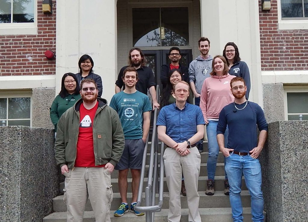 Group Photo Spring 2019