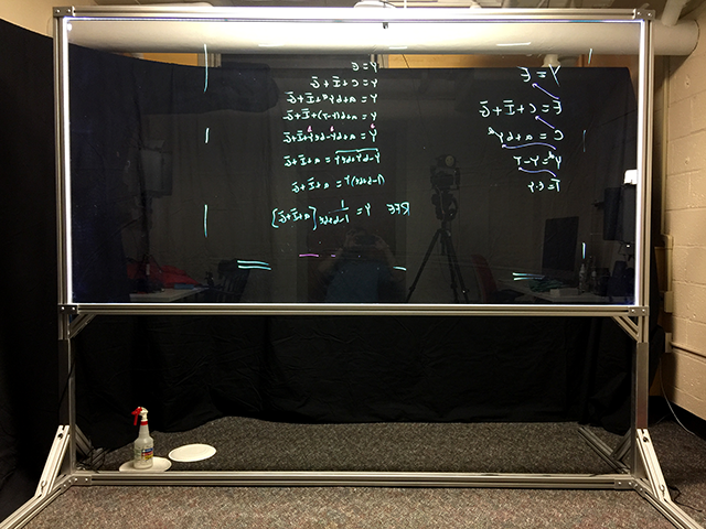 Citl Has A Lightboard