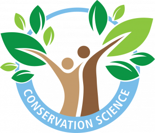 Conservation Science logo with title at bottom
