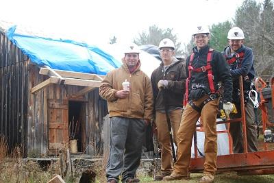 Capstone project team