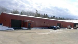 Maine Aquaculture Technology Lab Building