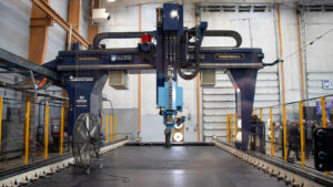 World's largest 3D printer
