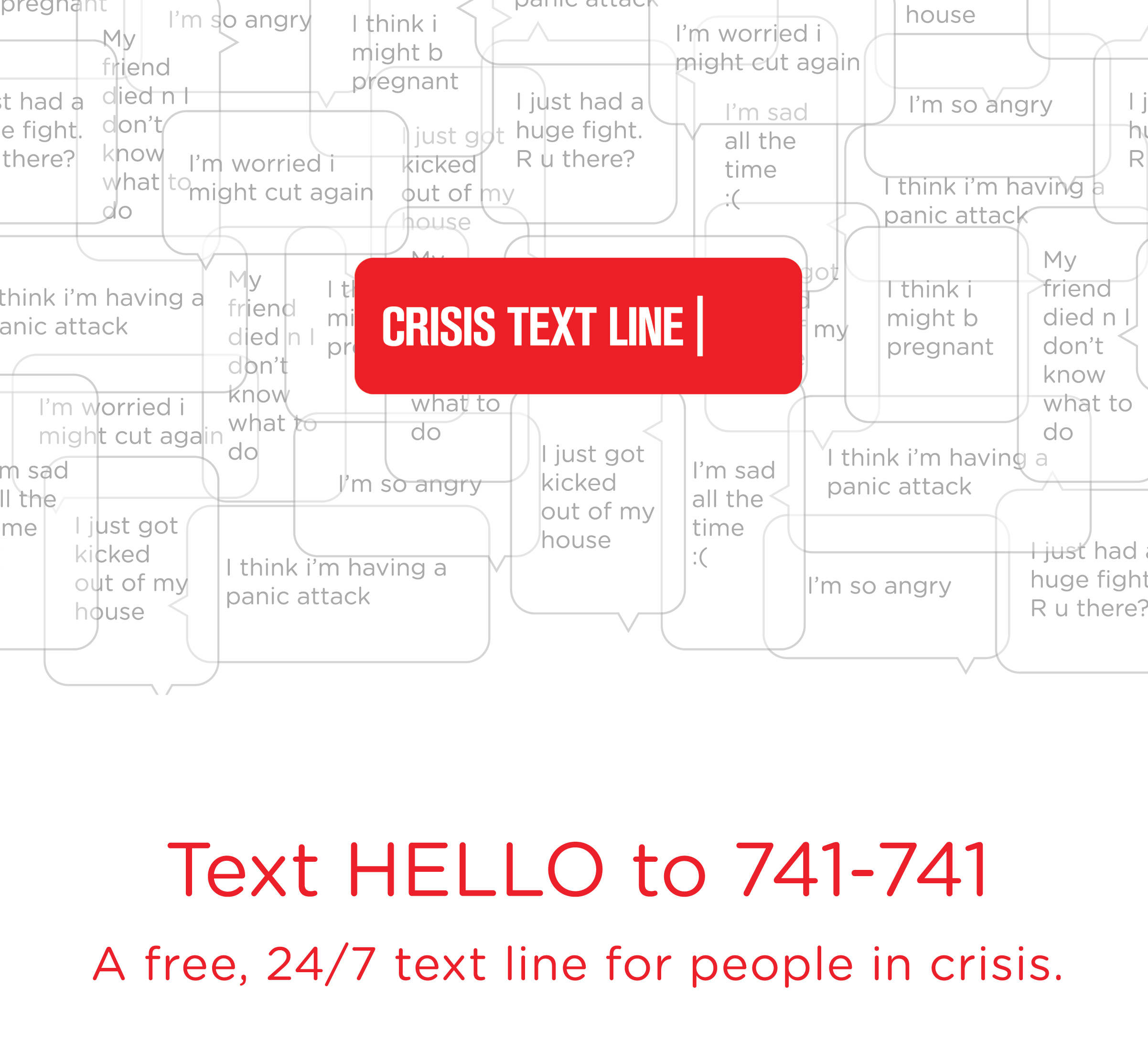How It Works | Crisis Text Line