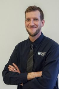 Matthew Stepp, Manager of York and Wells Central Dining Halls at the University of Maine