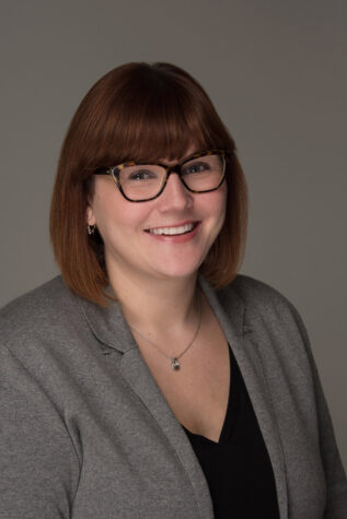Photo of Kerry Chasteen, Assistant Director of Dining Services