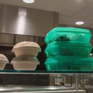 Dine To Go containers