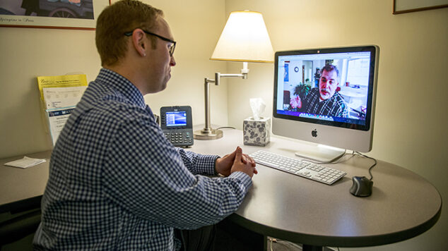 one-on-one video chat