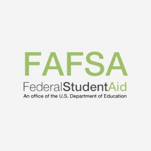 FAFSA Federal Student Aid And office of the U.S. Department of Education
