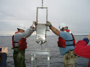 ocean sampling