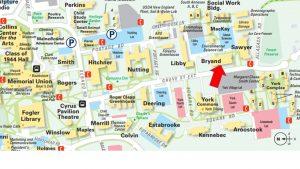Bryand campus map