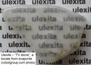 mineral ulexite