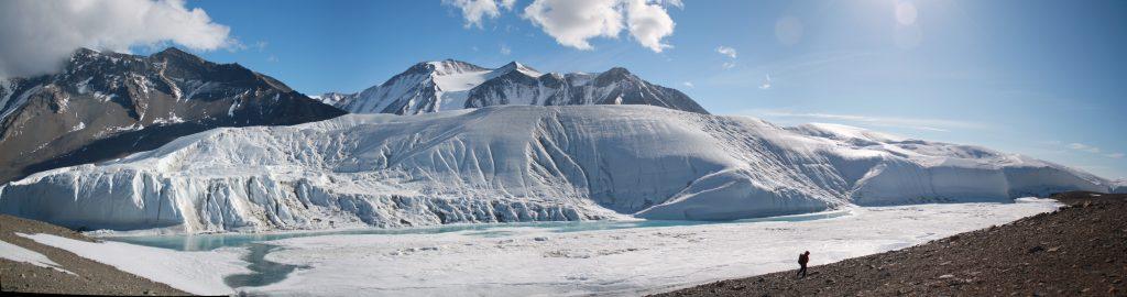 Canada Glacier, Taylor Valley.