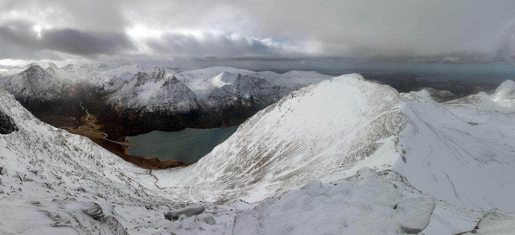 An Teallach panorama