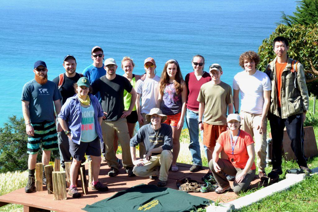 Geology Club California 2016 Field Trip