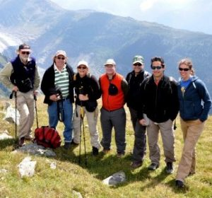 alps field trip
