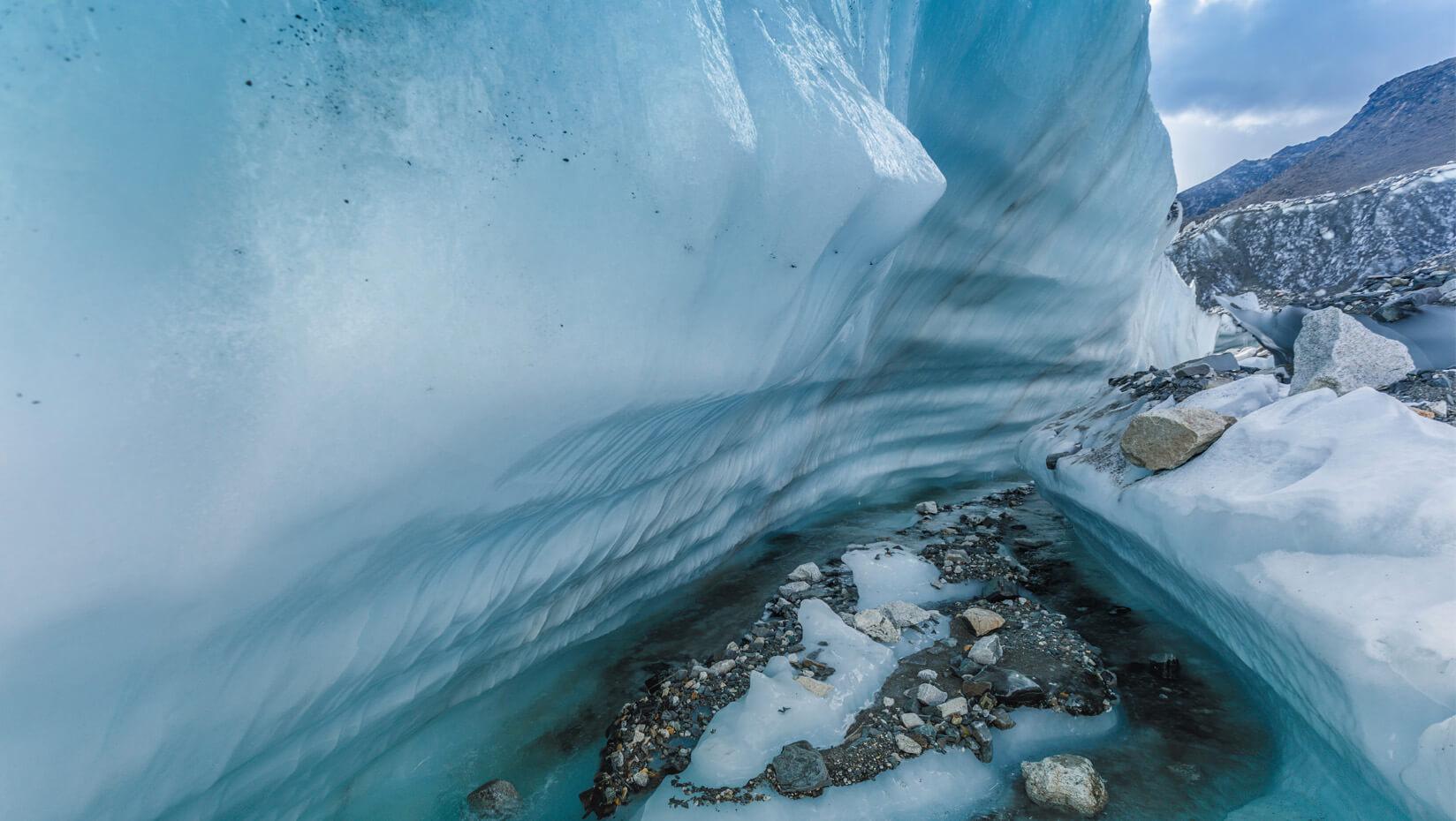 Himalayan-glacier