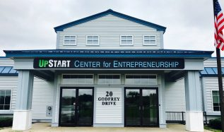UpStart Center for Entrepreneurship building