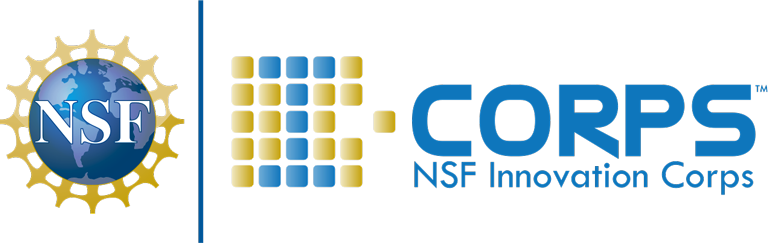 Logo for the National Science Foundation I-Corps program