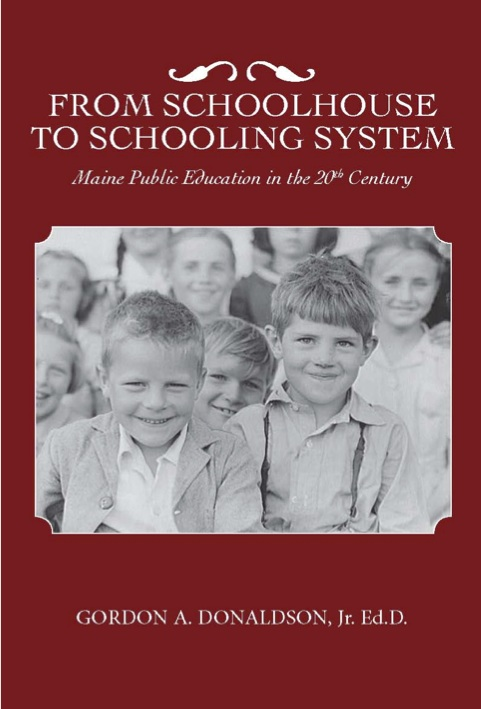 From Schoolhouse to schooling system book cover photo