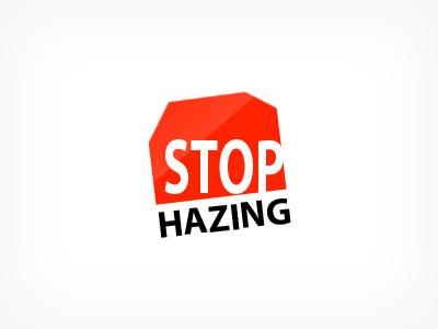 Stop Hazing