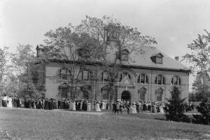 Alumni Hall pre 1910