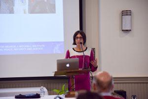 Gladys Ganiel, PAX conference