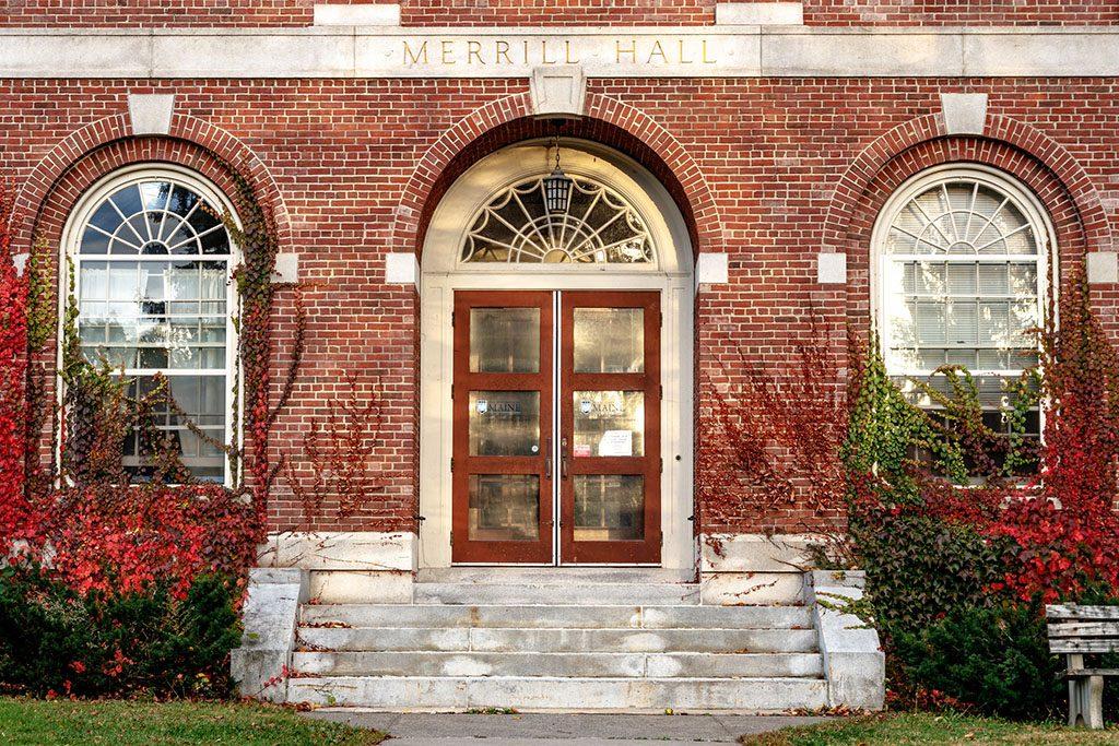 Merrill Hall-ivy