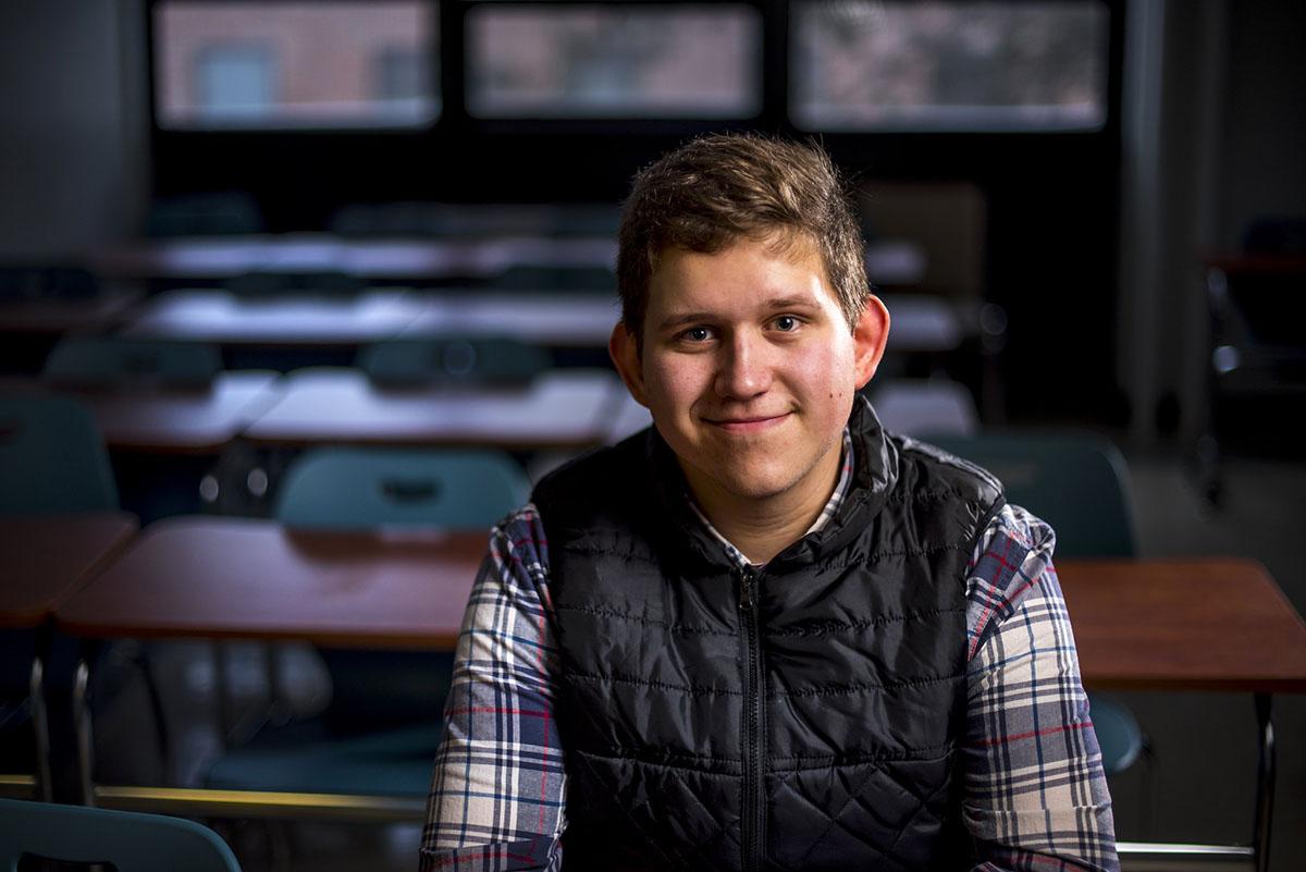 Jarod Webb Outstanding Graduating Student