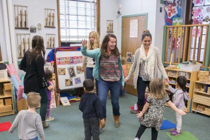 MSinF public preschool education