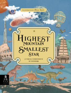Highest Mountain Smallest Star cover