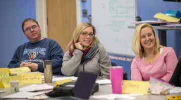 Teacher Leaders feature