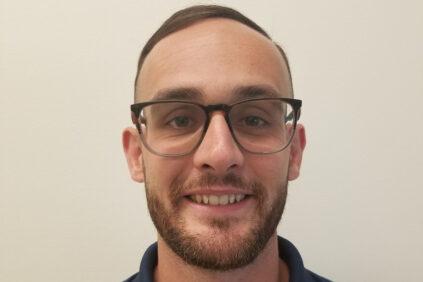 Finn Ducker Outstanding Graduate Student in KPE landscape