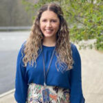 Kelsey Stoyanova, 2021 Penobscot County Teacher of the Year