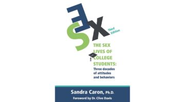 Sex Lives of College Students 3rd edition cover