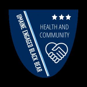 Level 3 Health & Community Badge