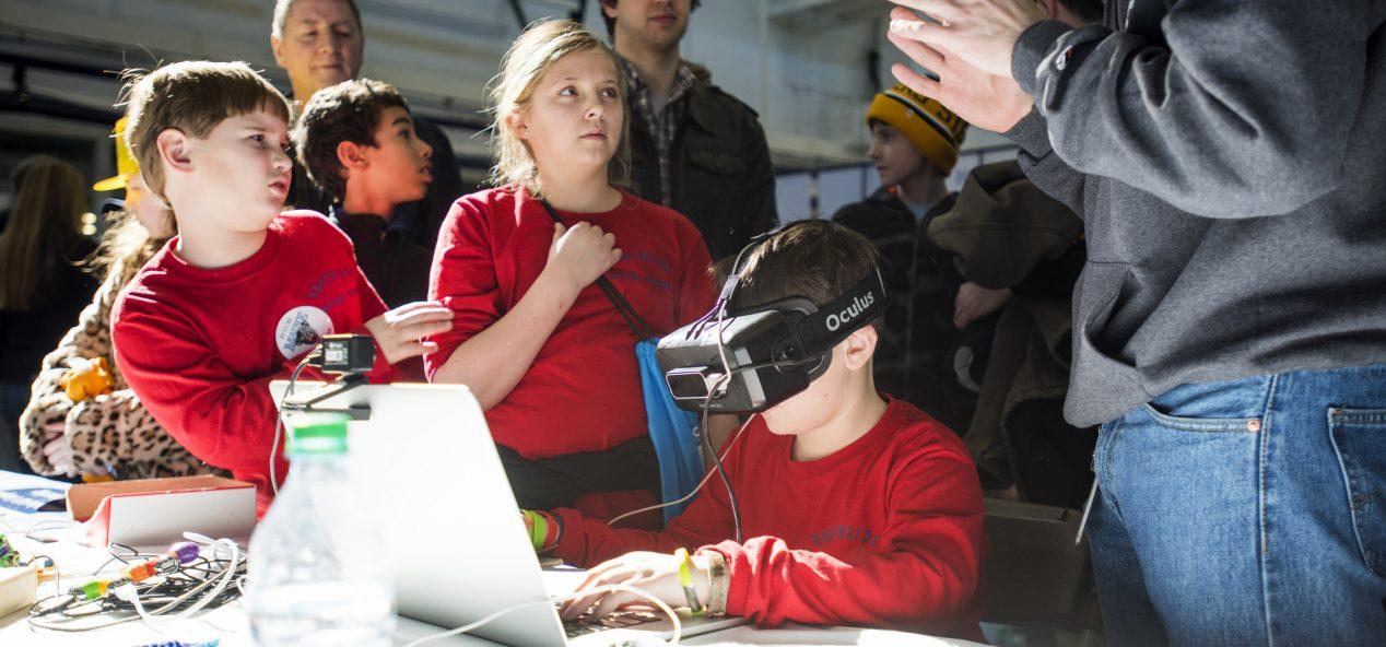 Oculus Rift Boy