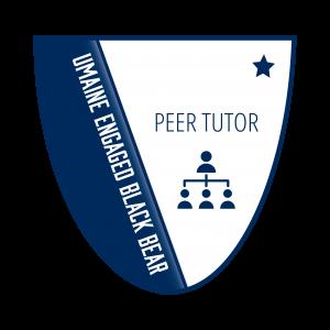 Peer Tutor Level 1 Badge