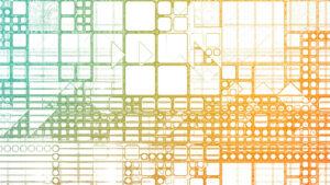 abstract image of blocks