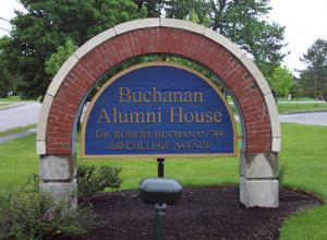 Buchanan Alumni House