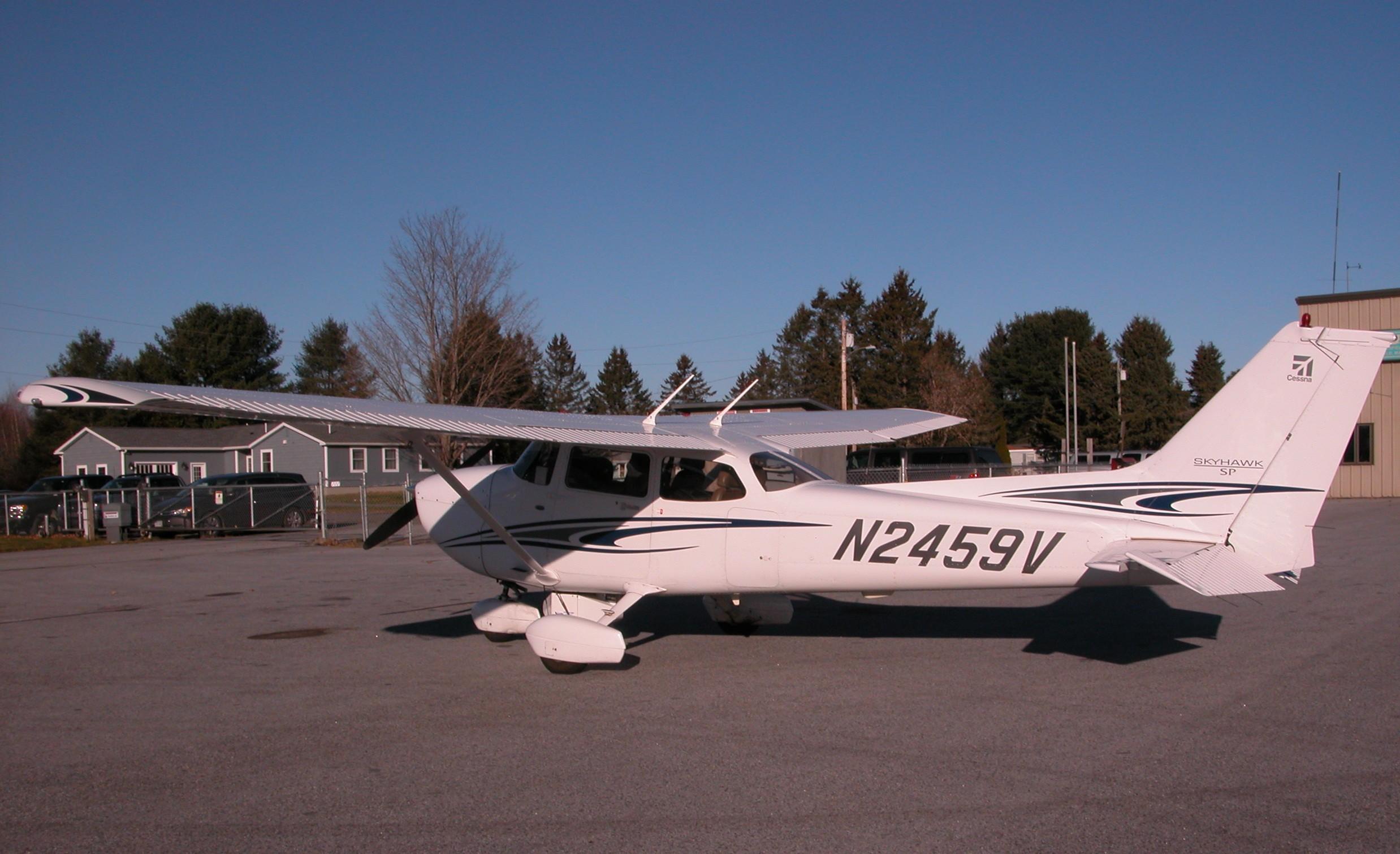Cessna 172 Aircraft