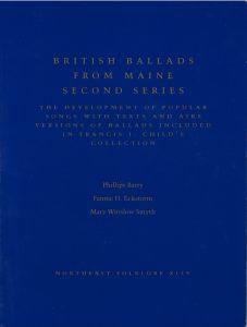 British Ballads of Maine II