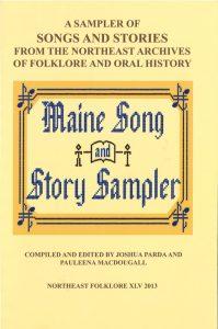 Maine Song & Story Sampler