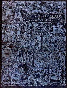 Songs & Ballads from Nova Scotia